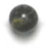 Semi-Precious 8mm Round Smoky Agate